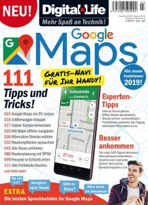 Digital Life 3_2019 Google Maps